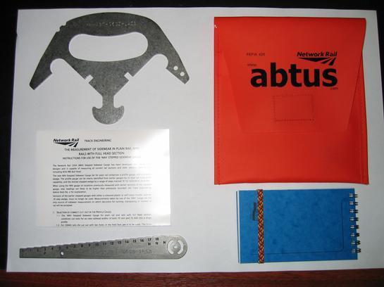 abt4590 - nr4 stepped sidewear gauge